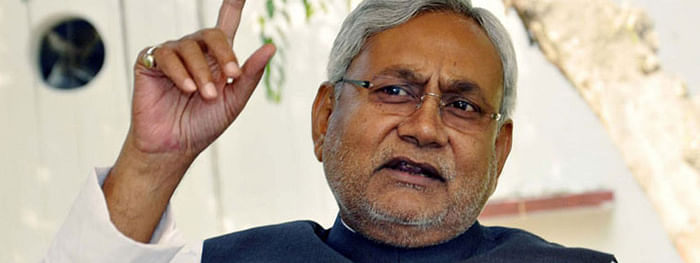 Time to think for livelihood of poor, farmers and small shop owners: Nitish