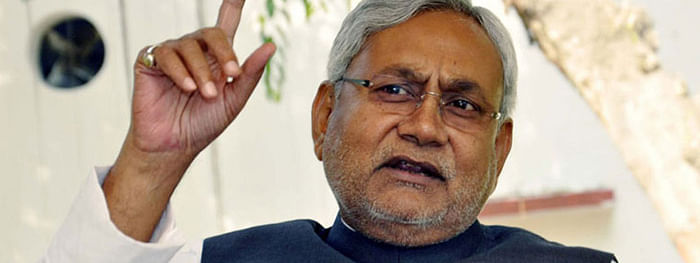 Nitish asks for screening of those returning after relaxation