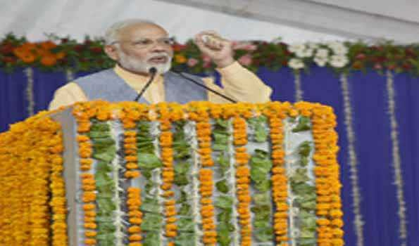 PM asks people to respond to survey on demonetisation