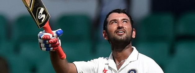 Pujara clings to number Two in ICC   latest rankings