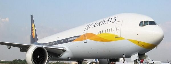 Jet Airways flight Mum-Del diverted to Ahmedabad for 'security