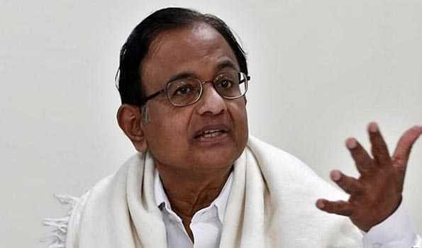 Govt should release Rajan's note on demonetisation: Chidambaram