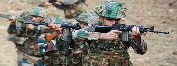 Two militants killed in encounter with security forces in south Kashmir