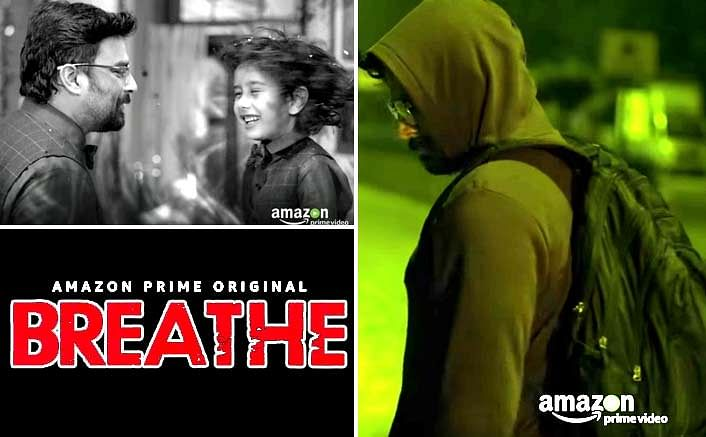 Madhavan's new web series 'Breathe' trailer is viral