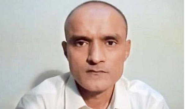 Pak gives visa to Jadhav's wife, mother
