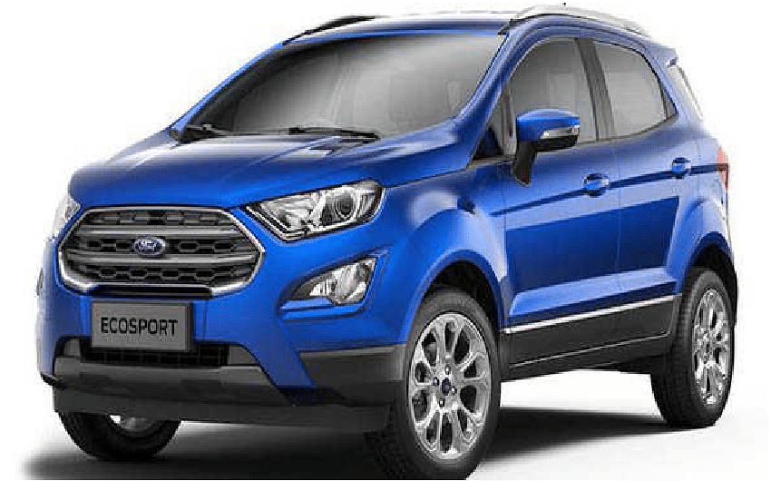 Ford launches new EcoSport at Rs 7.31 lakh