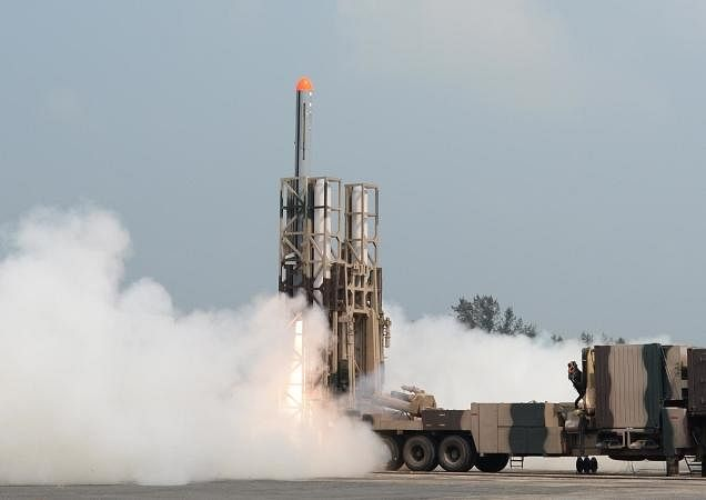 Nirbhay missile test-fired successfully