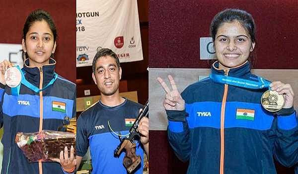India tops medal tally at ISSF World Cup shootout