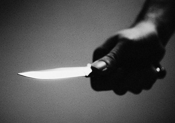 Young lady stabbed to death in broad daylight