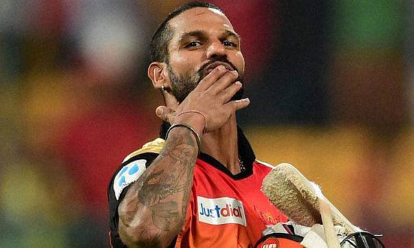 Dhawan reaches 5,000-run mark in ODI, becomes 2nd fastest Indian after Kohli