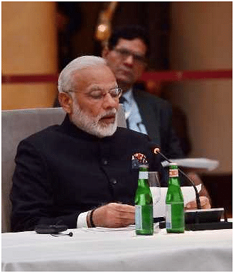 PM Modi :Poor should be integrated into financial mainstream