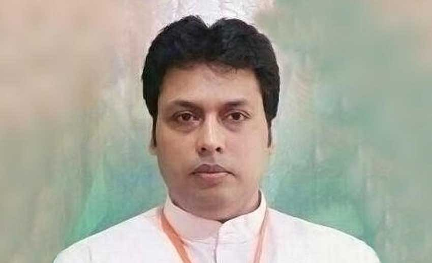 Stage set for BJP Govt to take charge in Tripura