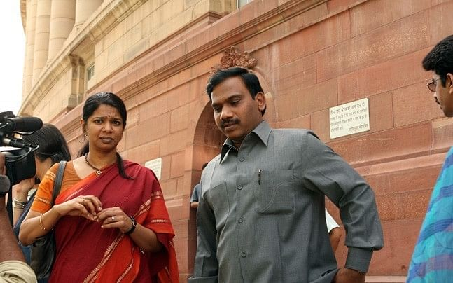 A.Raja, Kanimozhi, others acquitted in 2G scam case