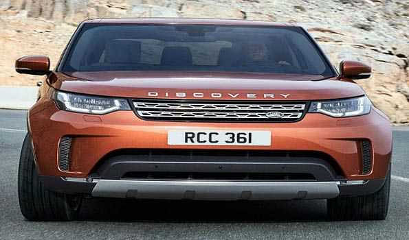 Land rover announces launch of 5th generation Discovery