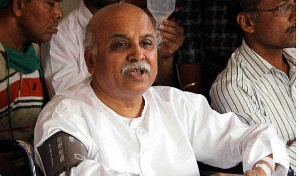 Congress should clarify its stance on Togadia: BJP