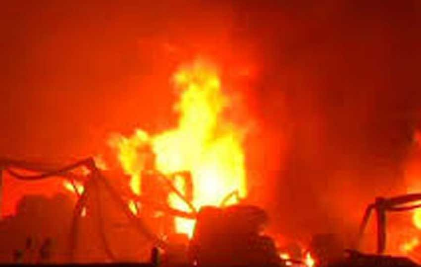 Fire breaks out in Maharashtra's Palghar factory; three dead