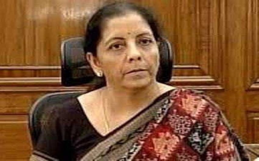 Centre committed to overall development of J&K: Sitharaman