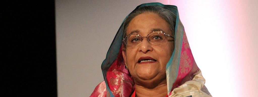 Hasina urges people to follow proper health code at religious places