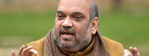 BJP Prez Amit Shah makes his debut in RS