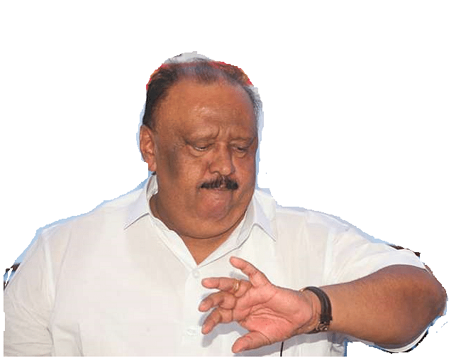 The Rise and Fall of Thomas Chandy