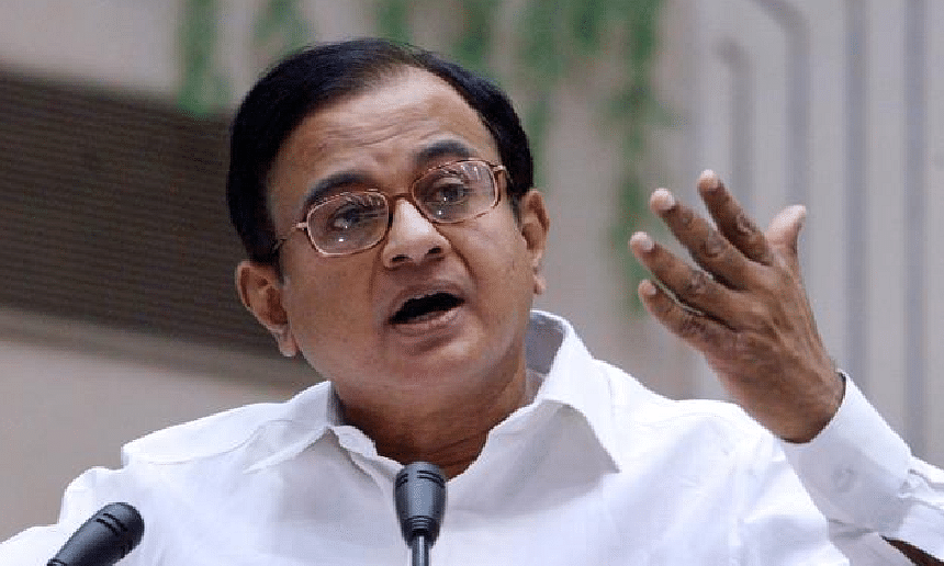Chidambaram hits out at Modi on investments