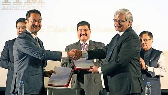 BRS Ventures and IIM A to set up first Extension Centre in UAE