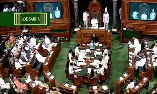 Lok Sabha adjourned Sine Die after passing Bill for 10 per cent Quota for Upper Castes