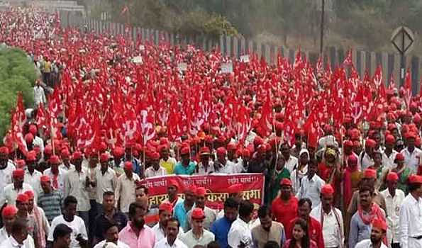 Mah farmers' stir: Six-member body formed to look into demands
