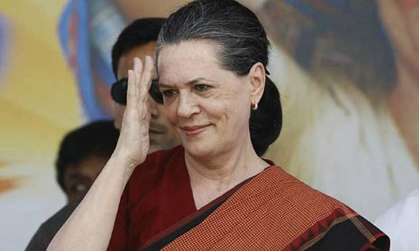 Sonia calls meeting of opposition parties on May 24