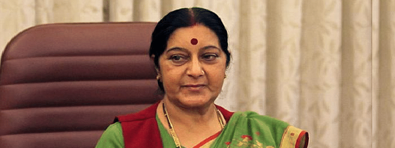 Sushma rejects cricket exchange with Pakistan