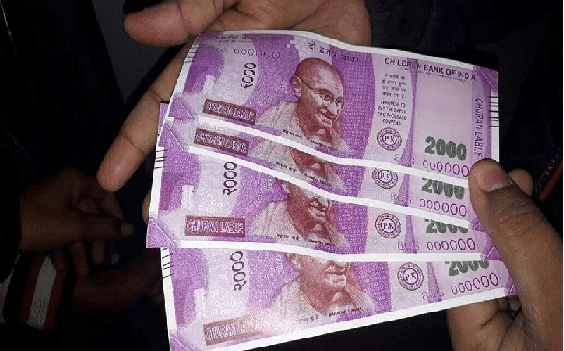 Case registered against SBI manager for fake notes submission to RBI after demonetisation.