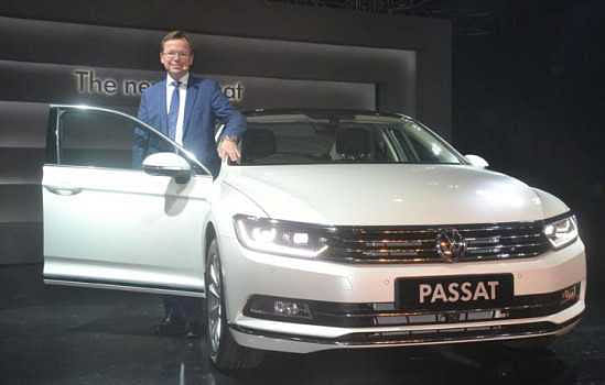 Volkswagen launches all New Passat starting at Rs 29.99 lakhs