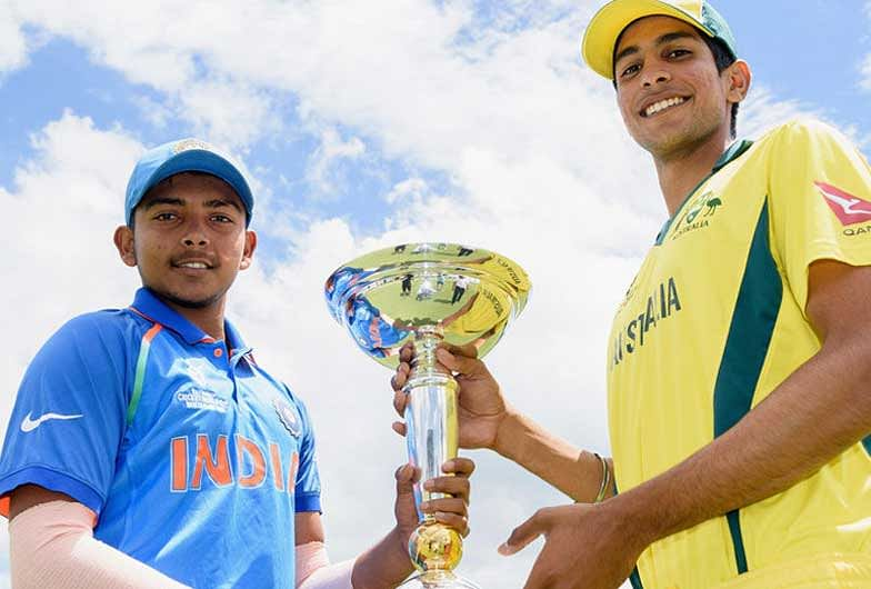 ICC Under 19 Cricket World Cup final: Australia 90 for 3