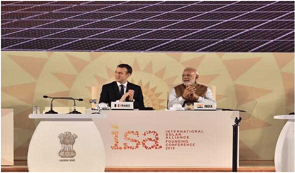 India, France to co-host ISA Summit