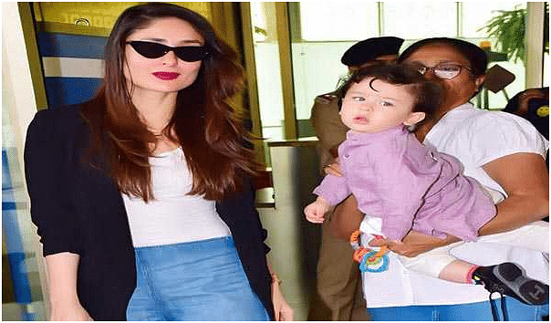 Taimur my iron man: Kareena