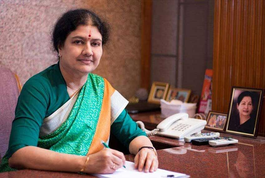 Sasikala to apply for parole to visit her ailing husband