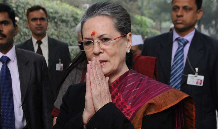 Sonia always went to temples