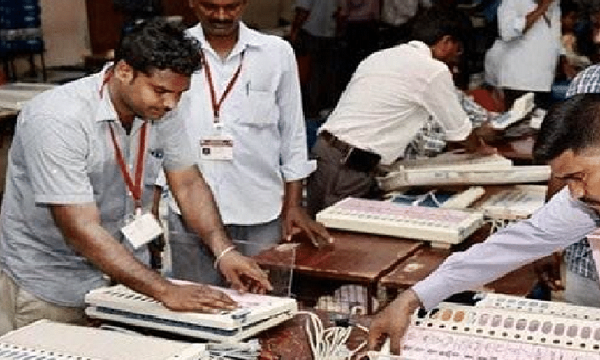 Polling begins in 1st phase of Lok Sabha elections