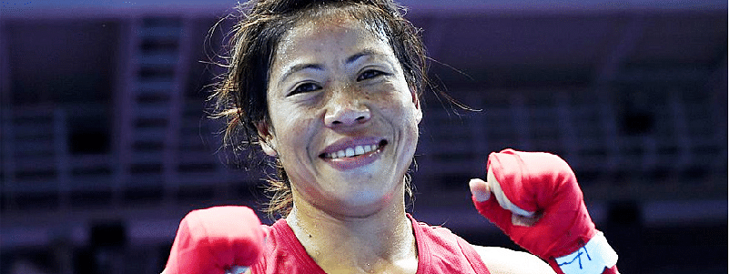 Mary to continue boxing till winning Olympic Gold