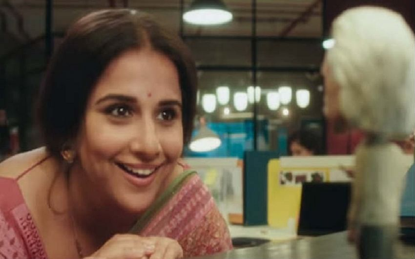I don't need to fit into any image or role: Vidya Balan