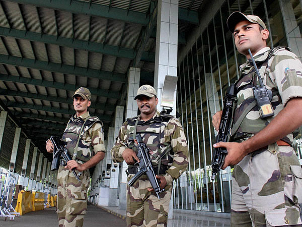 CISF's aircraft centric model of security at smaller airports