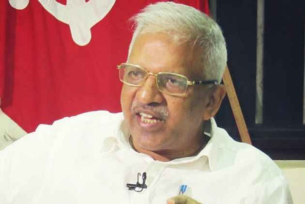 Jayarajan accepts party line, denies the charges