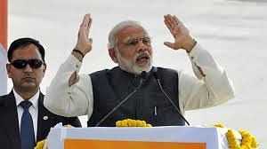 Even the poor backed note ban, says Modi