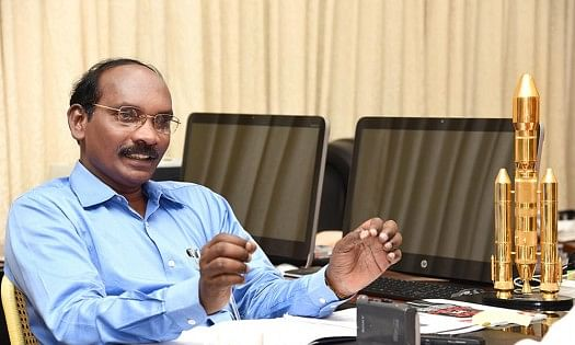 Buoyant ISRO eyeing ten missions by Jan' 2019 : Sivan
