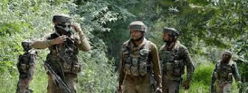 Two militants killed, encounter going on in central Kashmir