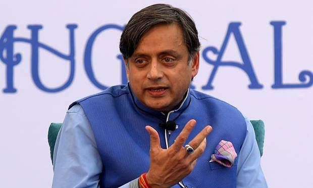 Surgical strike is an irresponsible politicised hyper nationalism: Tharoor