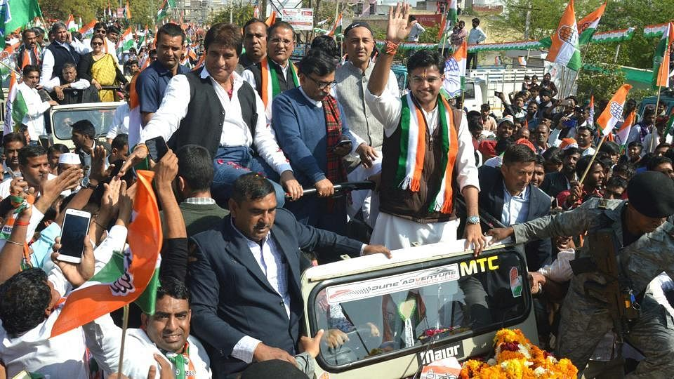 By election results: Setback for BJP as Congress wins in Rajasthan; TMC sweeps Bengal
