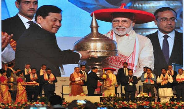 Investment over Rs 64,000 cr pledged to Assam on first day of global summit