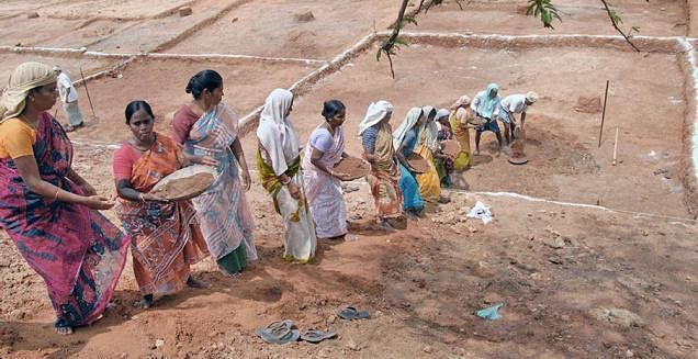 MGNREGA wage payments pending in 19 states