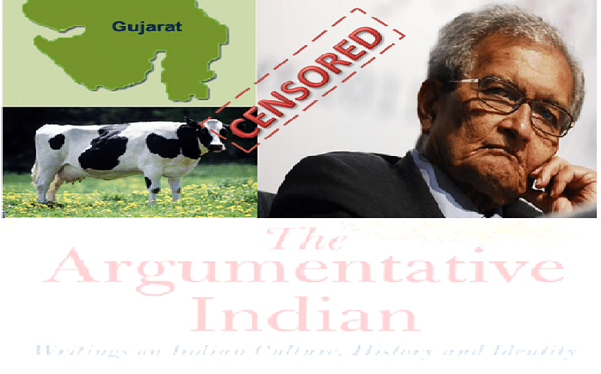 'The Argumentative Indian' stalled